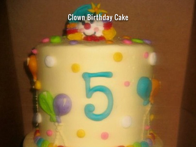 clown-birthday-cake