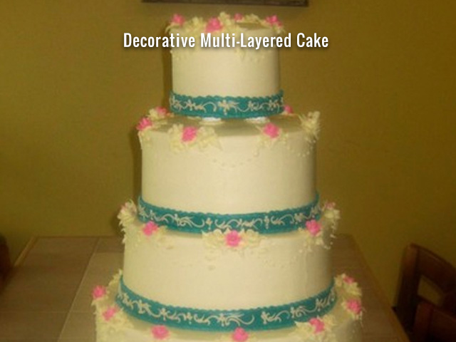 Delicious Bakery Alabaster | Special Occasion Cakes