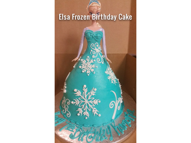 elsa-frozen-birthday-cake