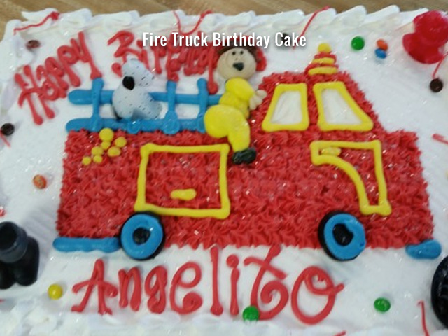fire-truck-birthday-cake