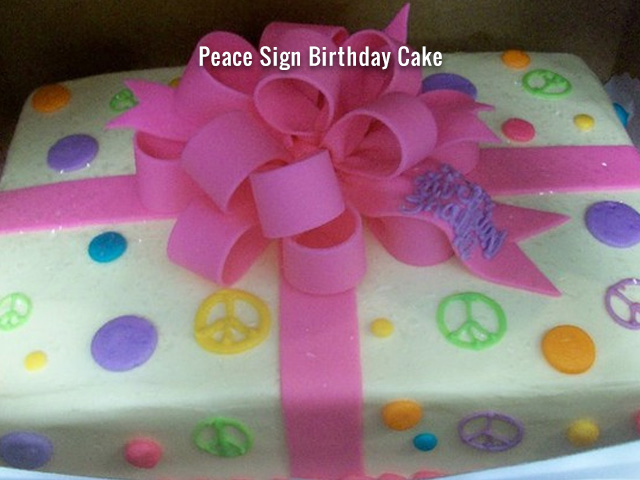 peace-sign-birthday-cake