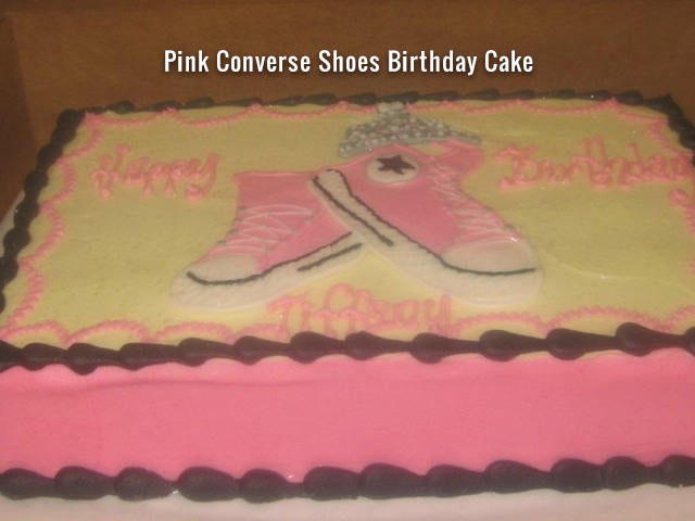 pink-converse-shoes-birthday-cake