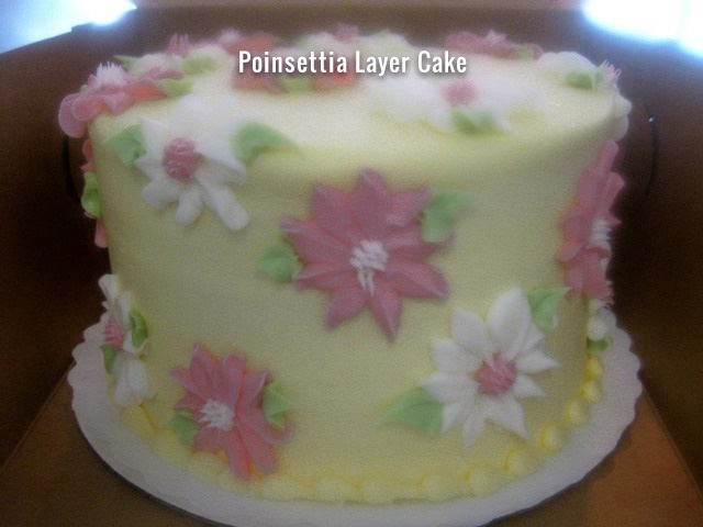 poinsettia-layer-cake