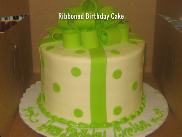 ribboned-birthday-cake