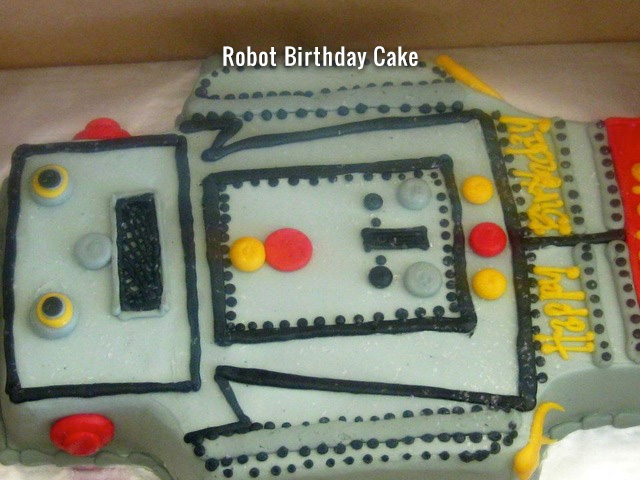 robot-birthday-cake