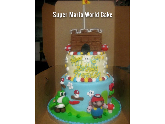 super-mario-world-cake