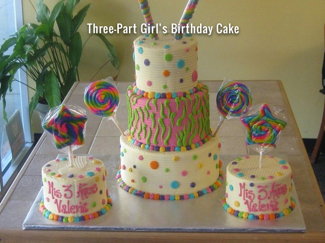 three-part-girls-birthday-cake