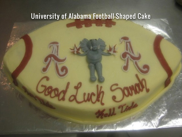 university-of-alabama-football-shaped-cake