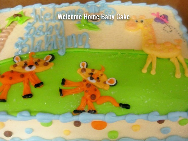welcome-home-baby-cake
